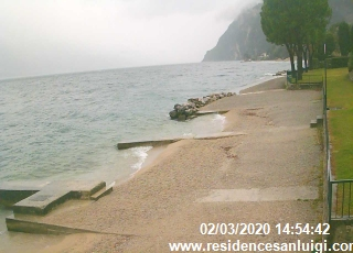 Webcam am Gardasee in Limone